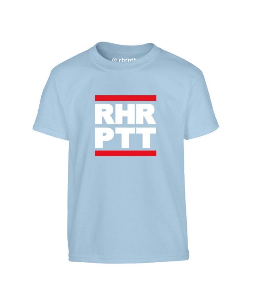 rhrptt kinder t-shirt vorne rundmc rhrptt hellblau