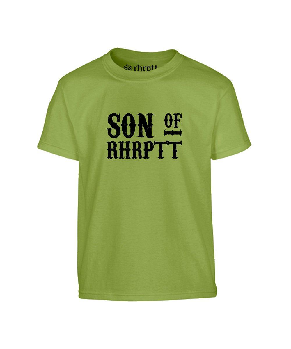 rhrptt kinder t-shirt vorne son of rhrptt kiwi