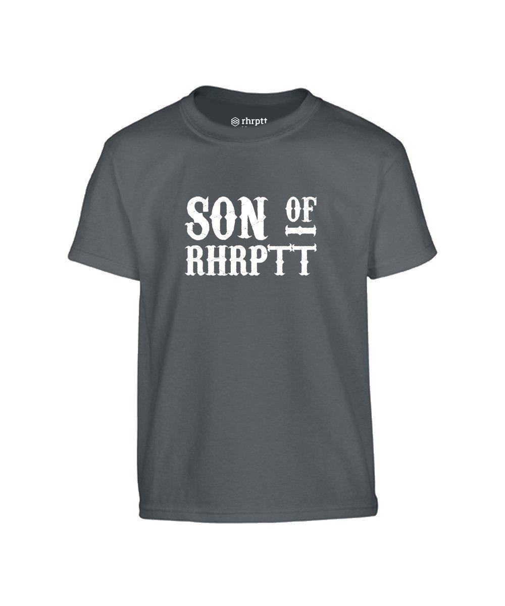 rhrptt kinder t-shirt vorne son of rhrptt kohle