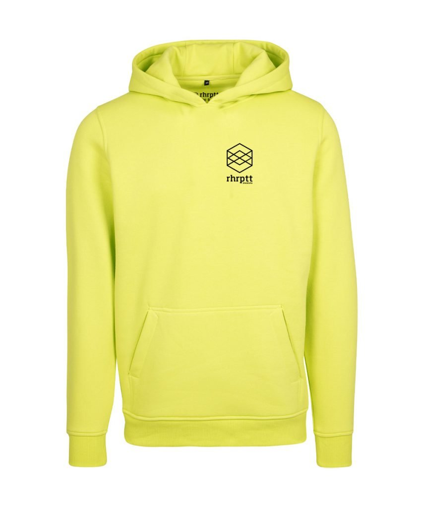 rhrptt hoodie lebe liebe rhrptt klein frozen yellow gelb