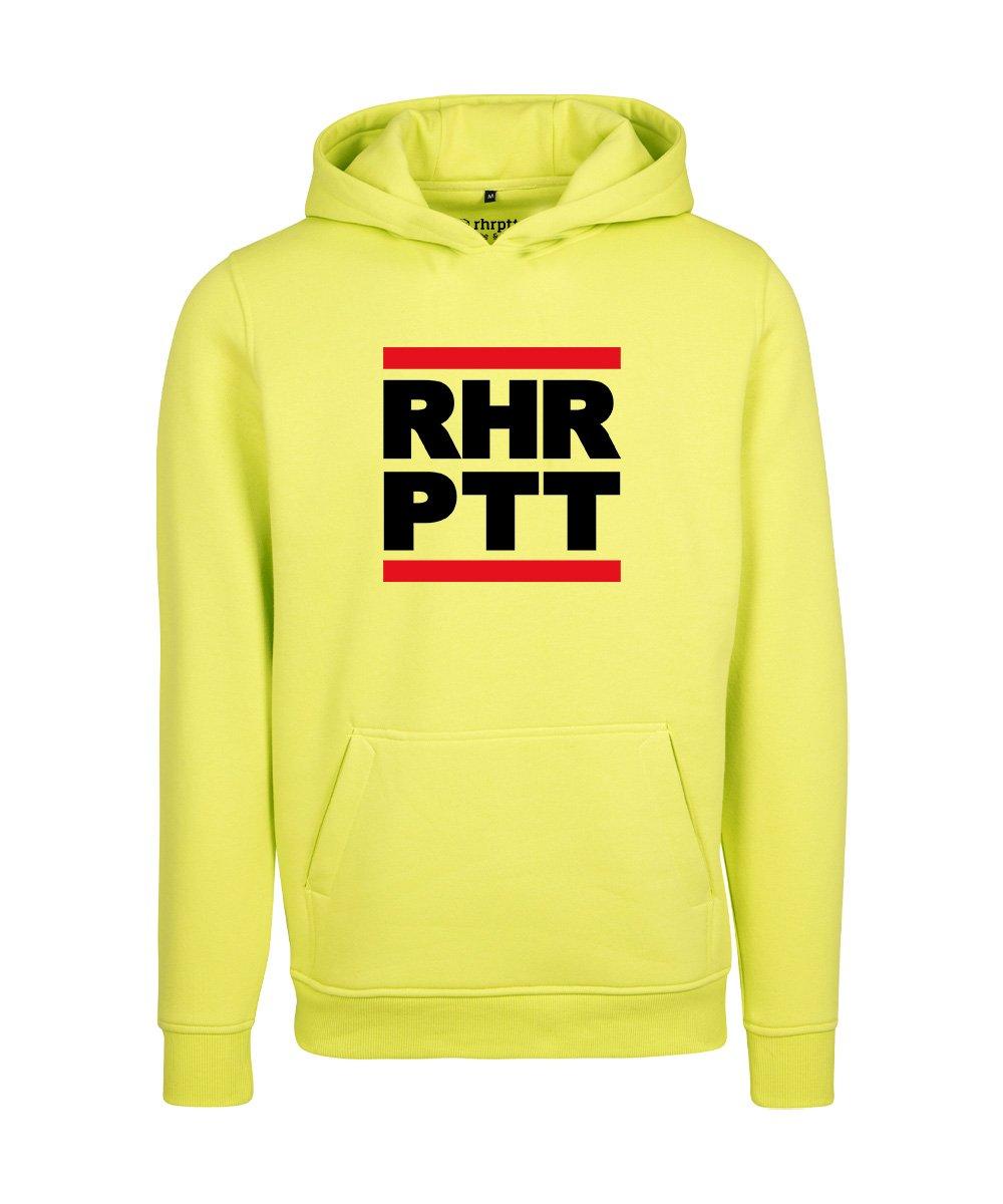 rhrptt hoodie runddmc gross frozen yellow gelb