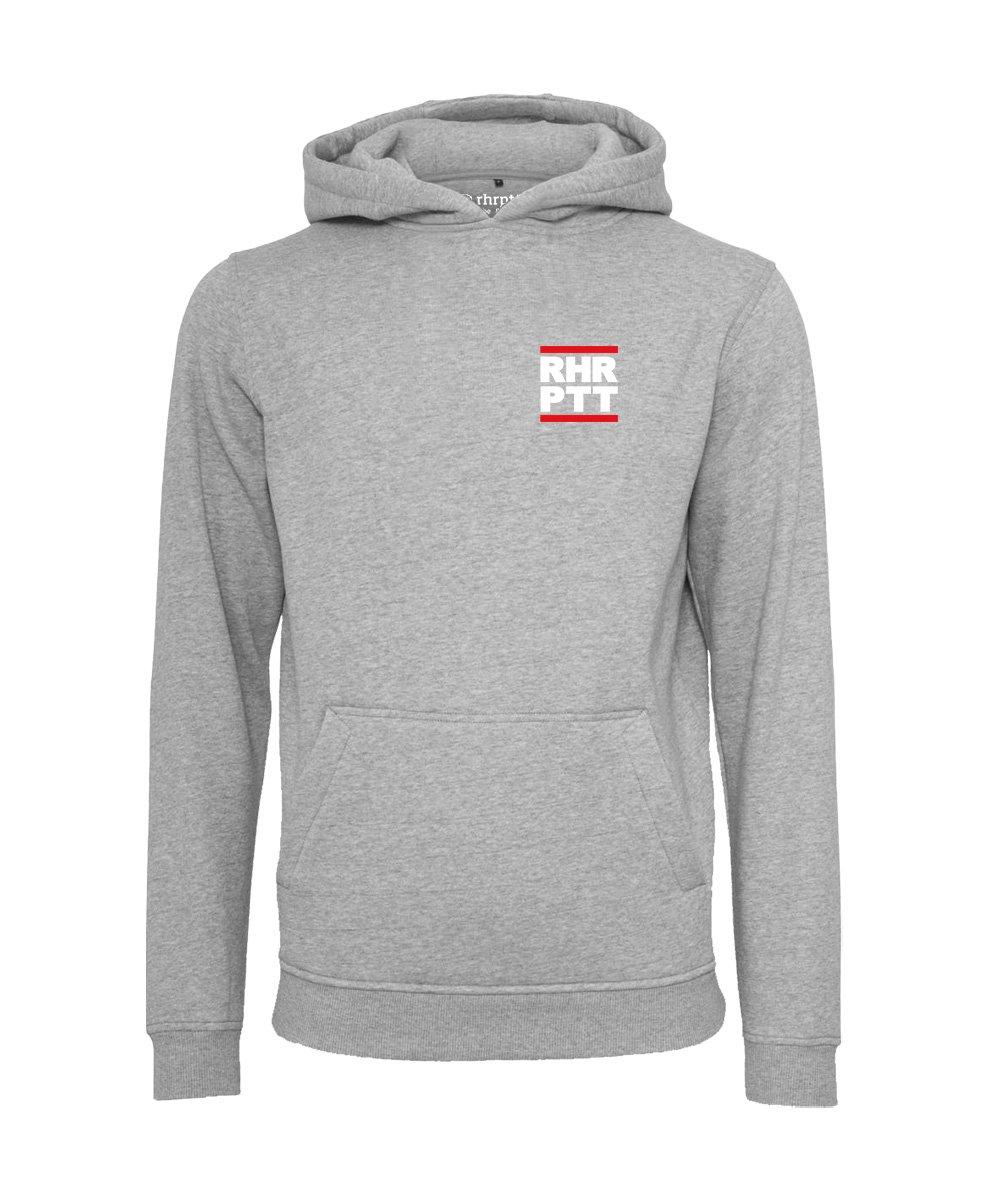 rhrptt hoodie runddmc klein heather grey grau 1