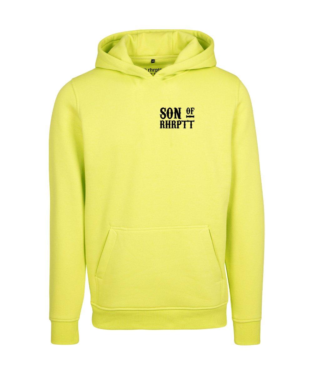 rhrptt hoodie son of rhrptt klein frozen yellow gelb