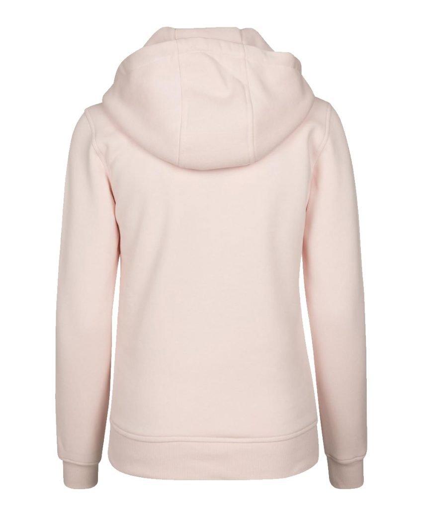 ruhrpott hoodie kapuzenpullover damen frauen pink brandlogo