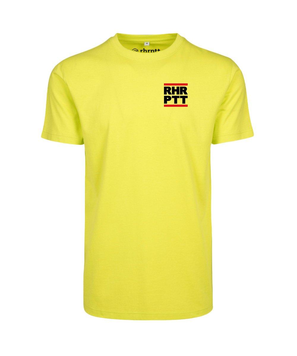 rhrptt ruhrpott klein t shirt herren frozen yellow RHRPTT heisst Ruhrpott