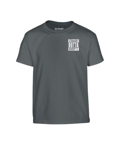 straight outta rhrptt klein kinder t-shirt kohle
